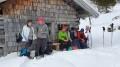 Schneeschuhtour auf den Schnurschrofen