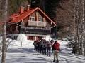 Schneeschuhwanderung Dreiangelhütte