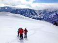 Schneeschuhtour Nagelfluhkette