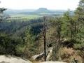 Malerweg: Hohnstein - Kirnitschzal