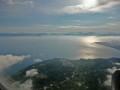 Anflug auf Korfu