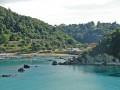 Bucht von Paleokastritsa