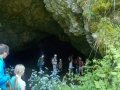 Familienwanderung zur Schertelshöhle