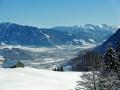 Blick zum Alpsee